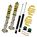 Weitec HICON TX Coilover Kit for Peugeot 206 / CC / SW / RC / 206+ (2*...) Hatchback / Estate / Cabriolet Built 08/1998- (Front Axle Load -890 kg)