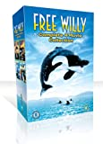 Free Willy 1-4 [DVD] [1993]