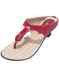 Vanckis Ladies Synthetic Fashion Sandals - B016A1YREM