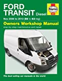 John S. Mead Ford Transit Diesel Owner's Workshop Manual: 2006 - 2013 (Haynes Service and Repair Manuals)