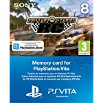 PlayStation Vita – MotorStorm RC Voucher + 8 GB Memory Card