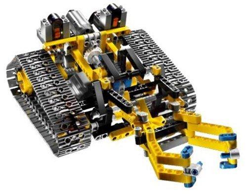 lego technic 8275 rc bulldozer mit motor deine nr 1. Black Bedroom Furniture Sets. Home Design Ideas