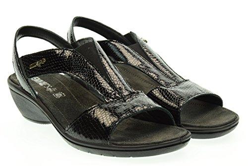 ENVAL SOFT donna sandali 59660/00 37 Nero