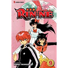 RIN-NE, Vol. 9 by Rumiko Takahashi