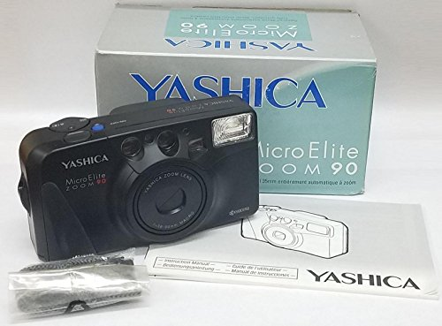 Yashica Micro Elite Zoom 90 35mm Camera QD (Yashica 35 compare prices)