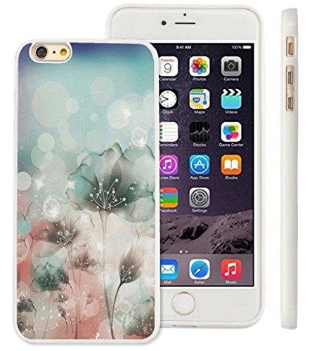 Iphone Case,Dseason Iphone 6 Plus Hard Case NEW fashionable Unique Design christian quotes Watercolor flower