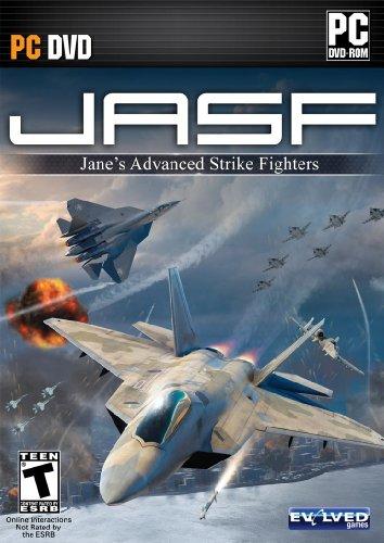 Jane's Advance Strike Fighters
