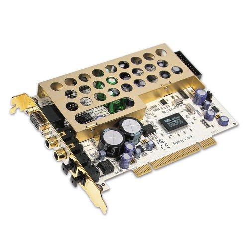 ESI 7.1chサウンドカード Prodigy7.1Hi-Fi PCI接続 Prodigy 7.1 Hi-Fi