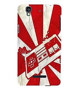 printtech Pop Culture Game Back Case Cover for YU Yureka Plus :: Micromax Yureka AO5510
