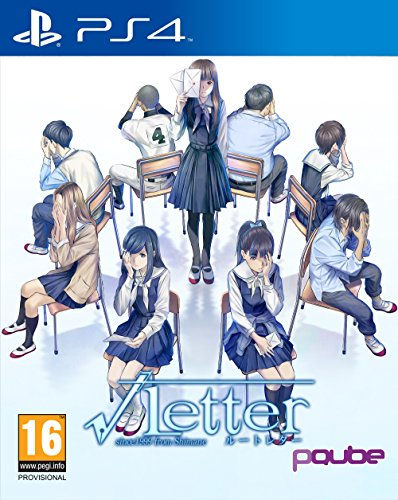 Root Letter /PS4 UK (Multilingue)