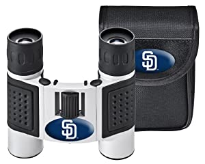 MLB San Diego Padres High Powered Compact Binoculars by Logo Art