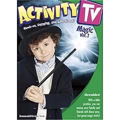 ActivityTV Magic Tricks V.1: Educational Activities, Activity TV
