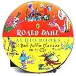 The Roald Dahl Audio CD Collection -...