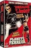 echange, troc Coffret : Boulevard de la mort / Planète terreur - 2 DVD