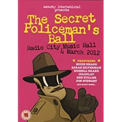 Secret Policeman's Ball 2012