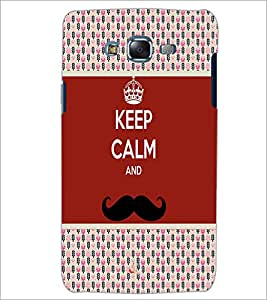 PrintDhaba Quote D-4779 Back Case Cover for SAMSUNG GALAXY J7 (Multi-Coloured)