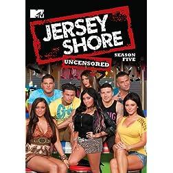 Jersey Shore: Season Five (Uncensored)