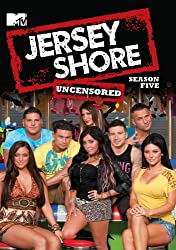 Jersey Shore: Season Five (Uncensored)