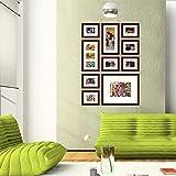 "Photo Wall Gallery 15.5"" X 6"", 10"" X 14"" & 4""X 6"""