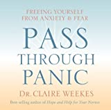 img - for Pass Through Panic: Freeing Yourself from Anxiety and Fear by Weekes, Claire (2005) Audio CD book / textbook / text book
