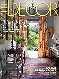 Elle Decor Magazine (2 Year Subscription)