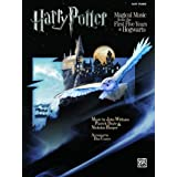 Harry Potter Magical Music From the First Five Years at Hogwarts: Easy Pianopar John Williams