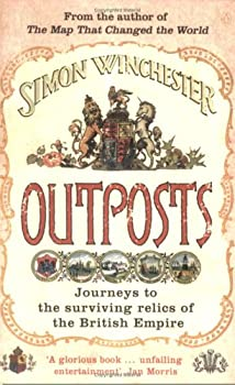 "Cover of ""Outposts: Journeys to the Survi..."