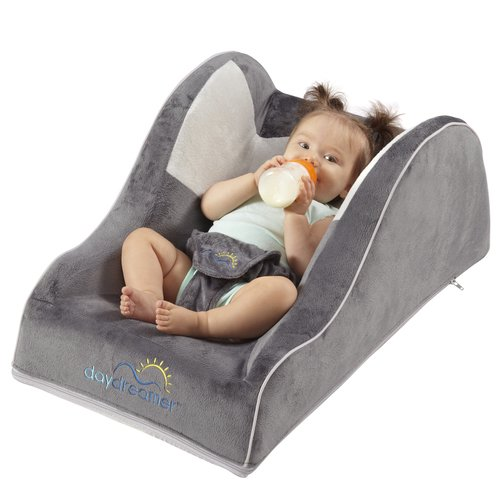DexBaby Day Dreamer Sleeper Bed and Infant Seat with High Sides for Safety for Baby