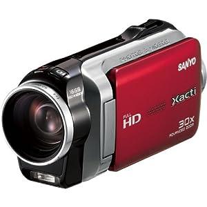 【クリックで詳細表示】SANYO デジタルムービーカメラ Xacti SH11