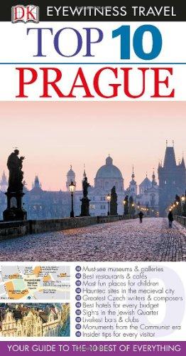 Top 10 Prague (Eyewitness Top 10 Travel Guide) front-306448