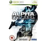 XBOX 360 - RPG - Alpha Protocol [XBOX360] 1576 (SEGA)