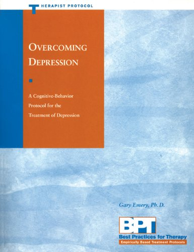 Overcoming Depression: Therapist Protocol (Best Practices For Therapy)