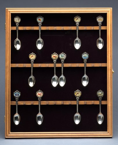 36-spoon Display Case