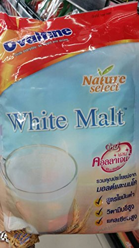 Ovaltine Nature Select White Malt 490 G (35 G * 14 Pack)