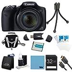 Canon Powershot SX520 HS 16.0 MP Digi...