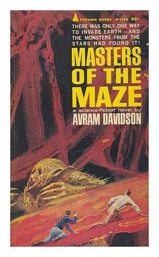 Masters of the Maze - R-1208 (Masters Of The Maze compare prices)