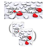 ToduGift Made For Each Other Mug