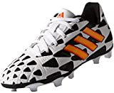 ADIDAS World Cup Nitrocharge 3.0 FG Men's Football Boots, Black/White/Orange, UK9