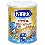 Nestle Cerelac Wheat 400g (England)