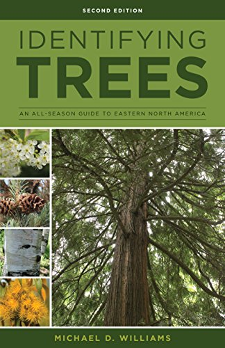 Book Cover: Identifying Trees of the East: An All-Season Guide to Eastern North America