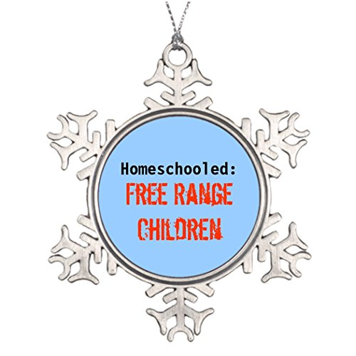 Homeschooled Free Range Children Ideas For Decorating Christmas Trees (Free Range Homeschool compare prices)