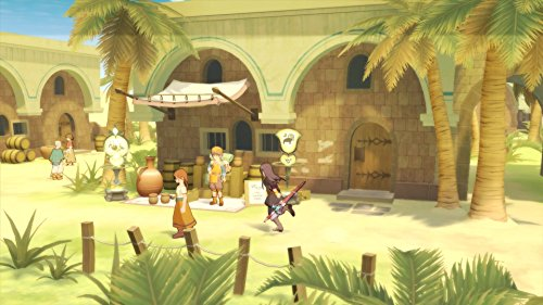 Tales of Vesperia - Definitive Edition - XboxOne ゲーム画面スクリーンショット6