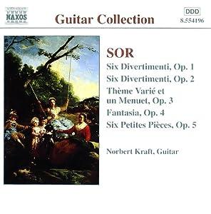 Guitar Music Opp 1-5