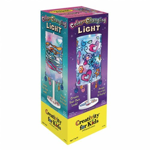 Creativity for Kids Color Changing Light