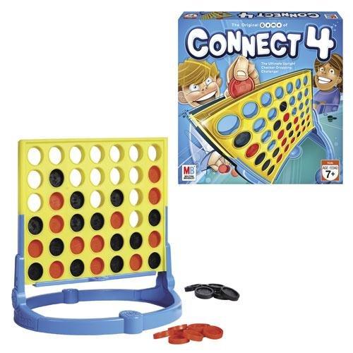 Milton Bradley Connect Four Board GameB0000BYRV8 : image