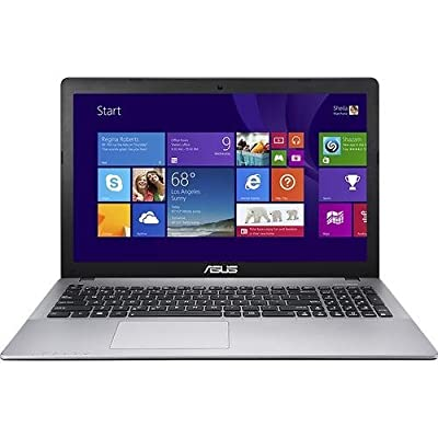 Asus 15.6 Inch Ultrabook Laptop with Core i5-4200U Processor,4 GB DDR3, 500 GB HDD, Windows 8 (Certified Refurbished)