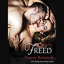 Freed: Club Sin, Book 4 (       UNABRIDGED) by Stacey Kennedy Narrated by C. J. Mills