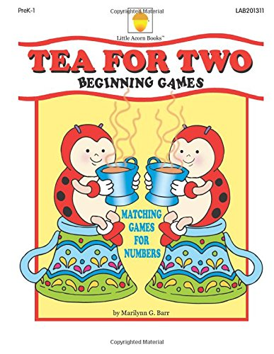 Tea For Two: Matching Games For Numbers front-26213