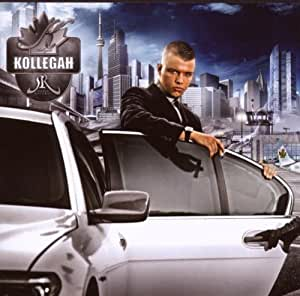 "Kollegah (CD & DVD ""Bei Nacht"" im Jewel Case)"