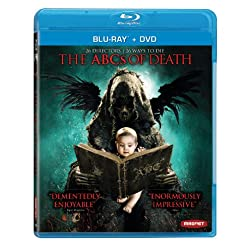 The ABC's of Death COMBO [Blu-ray+DVD]